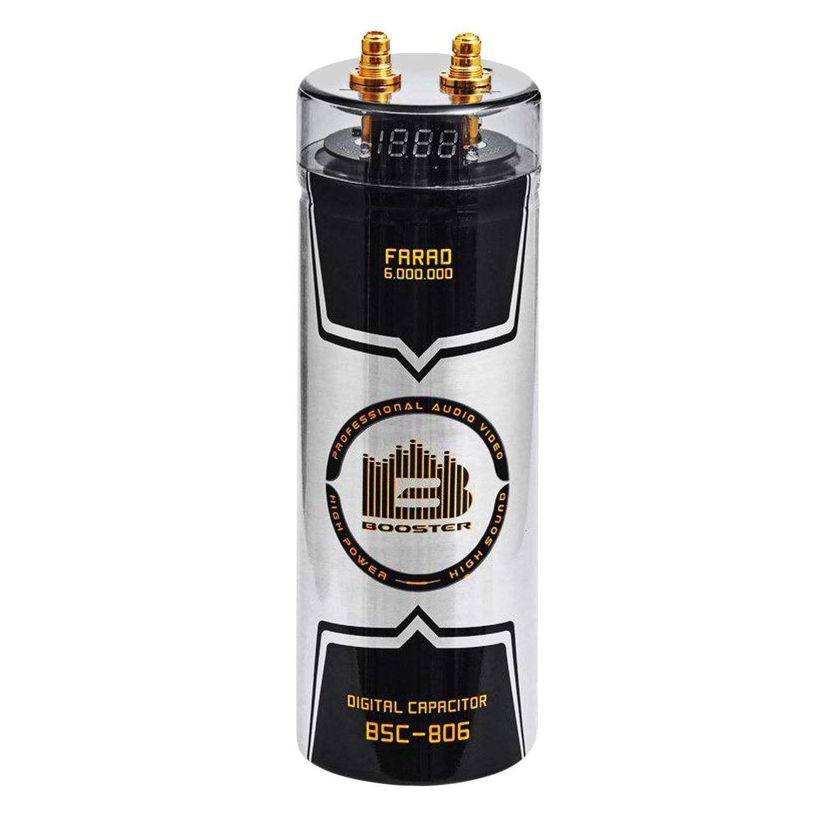 خازن 5 فاراد بوستر - Booster BSC-805