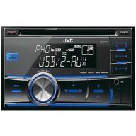 پخش صوتی دو دین جی وی سی - JVC KW R400